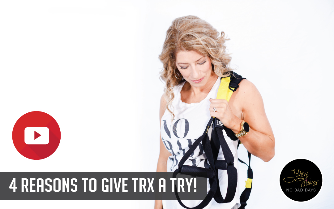 4 Reasons to Give Suspension Training a Try!